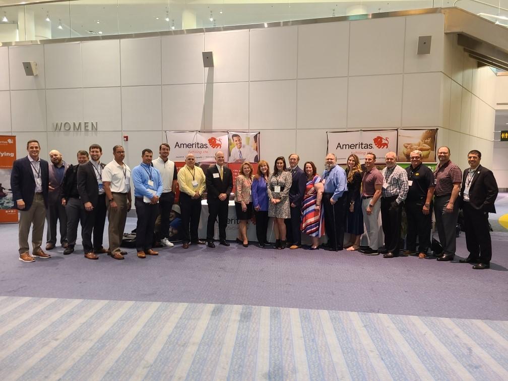 NAIFA Members Unite at the Ameritas Conference