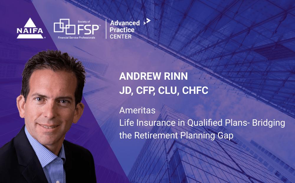 Andrew Rinn presents at APC Impact Week