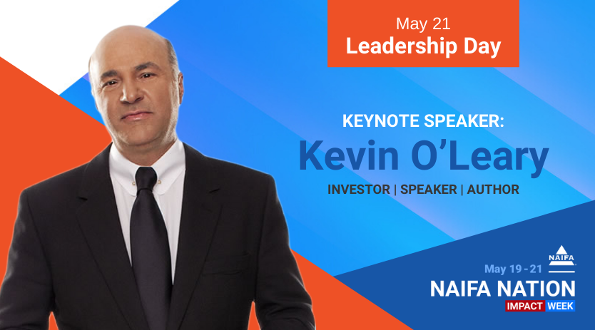 Kevin O'Leary on Leadership Day