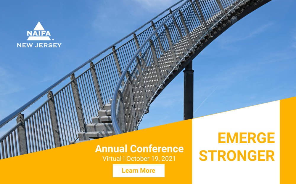 Emerge Stronger with NAIFA-New Jersey