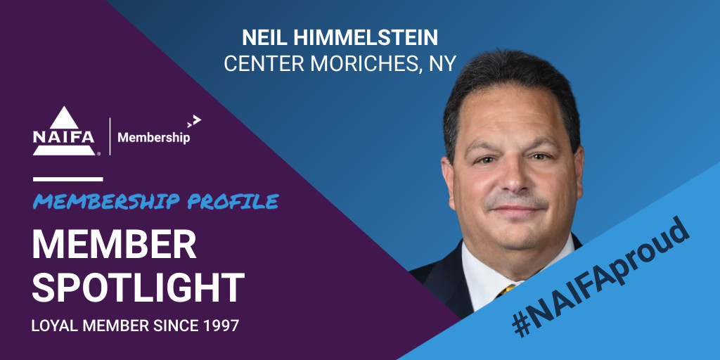 Loyal Member Profile: Neil Himmelstein