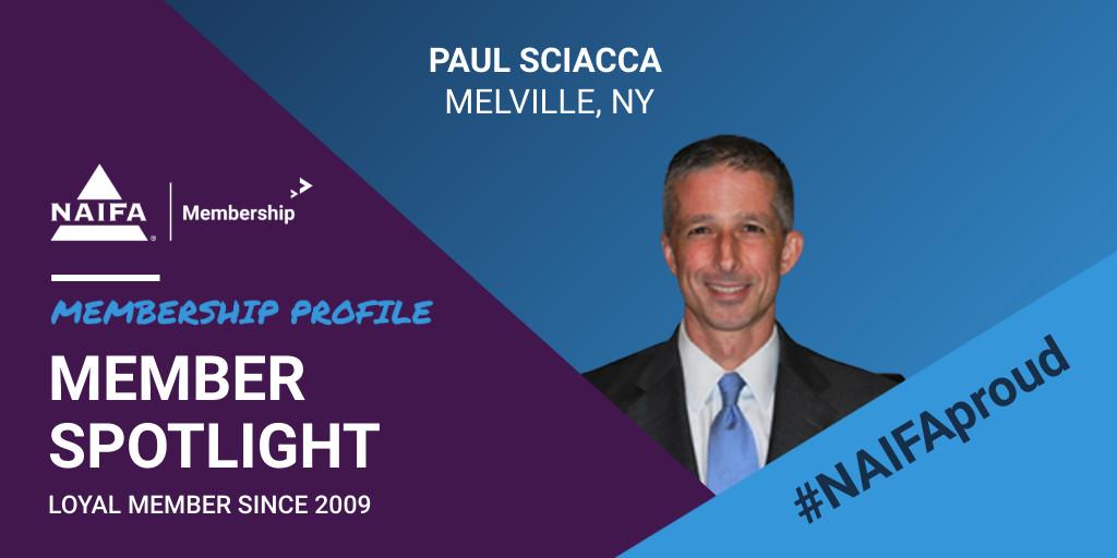 Loyal Member Profile: Paul Sciacca