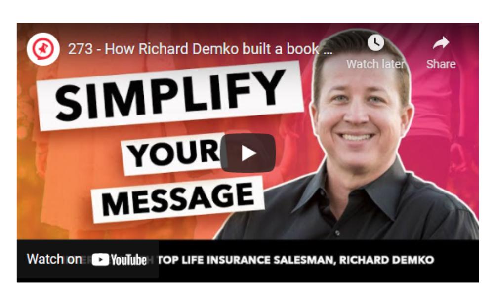 Rick Demko on ReminderMedia podcast