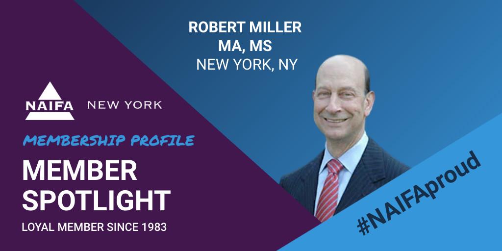 Loyal Member Profile: Robert Miller