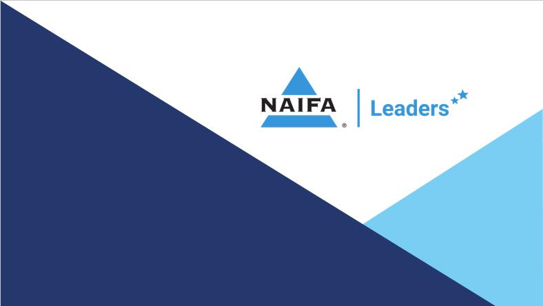 NAIFA Leaders