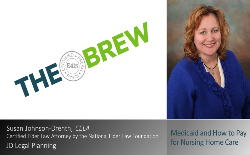 E4 August BREW with Susan  Drenth