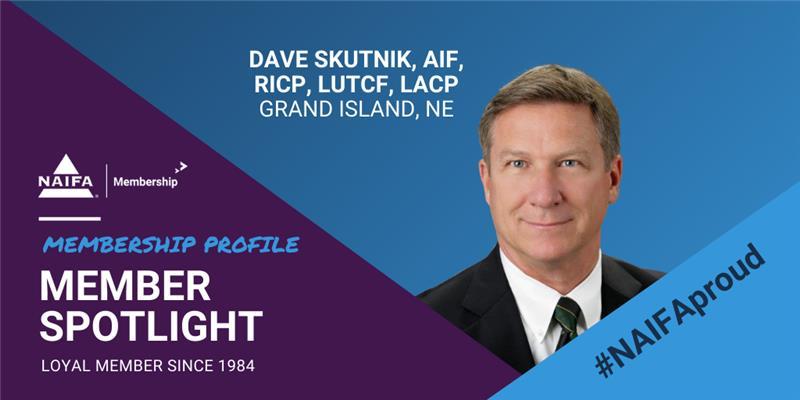 Loyal Member Profile- Dave Skutnik
