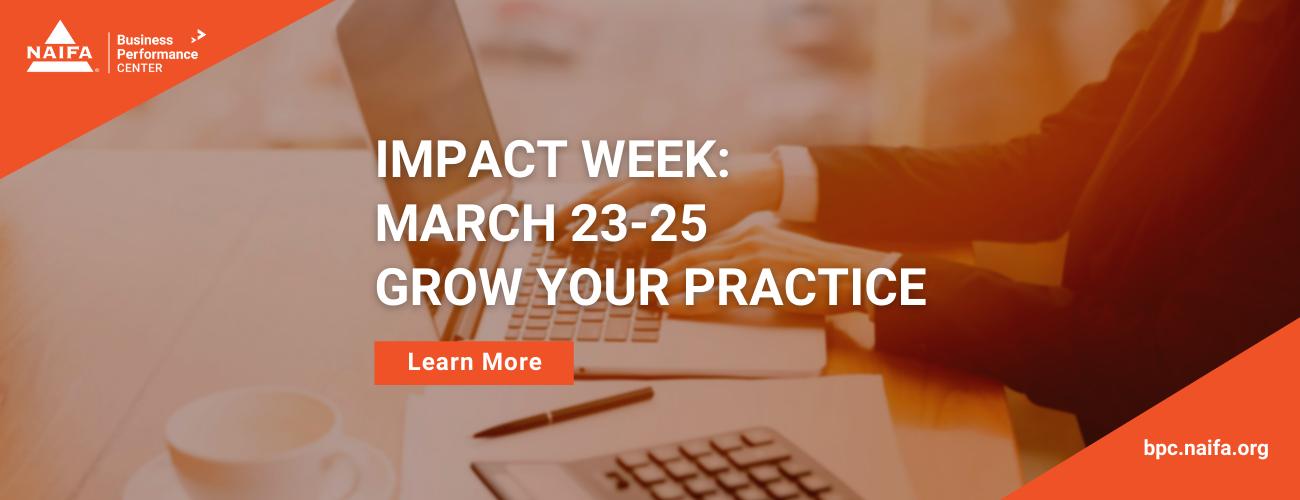 BPC Impact Week