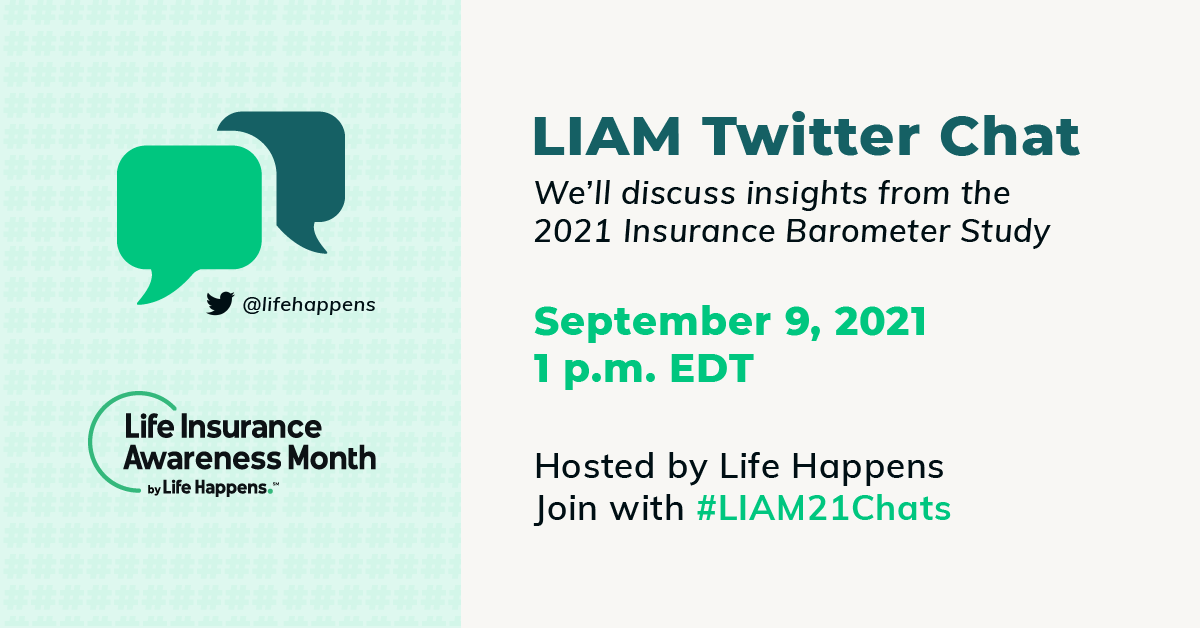 LIAM 2021 Twitter Chat